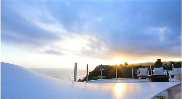 巴厘岛天空泳池别墅