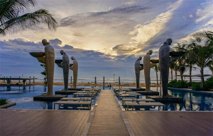 joly沙滩餐厅_巴厘岛婚礼